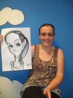 Crewe Caricature Hire